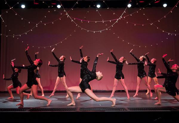 Dance Performance 5-3-17