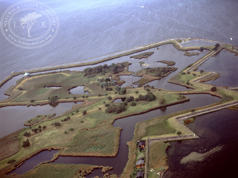 Bastions of Landskrona Citadel (1990) | PH.0412