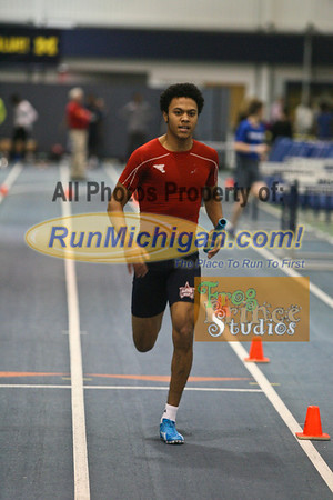 Boys' 4x400 - January 29 MITS Meet at UM