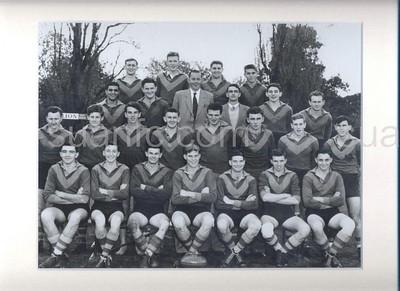 1956 Team Photos