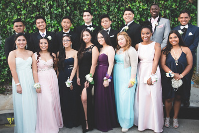 Cathedral High School Prom Night 2016