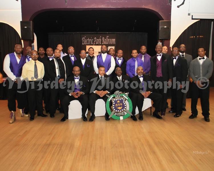 2013 Omega Sholarship Ball
