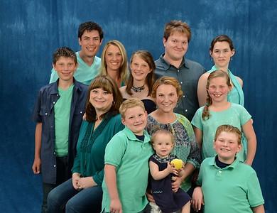 2014 Family Photo Shoot