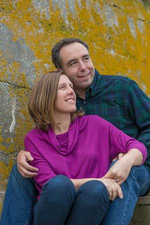Cara and Andrew's Engagements