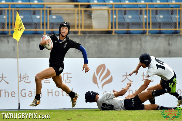2018全國中正盃高中組冠軍賽-建國中學 VS 竹圍高中