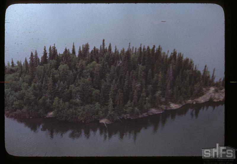 Leaving Beaver Lake Fisheries camp. 06/22/1946