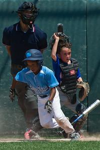 GP Baseball, U8, 7-17-11