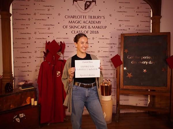 Charlotte Tilbury's Magic Academy