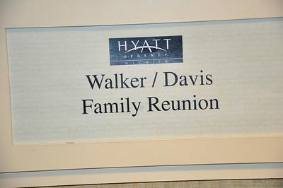 Walker Davis Family Reunion July 30-31, 2010