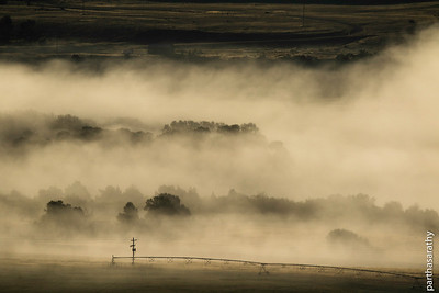 A River of Fog, Paradise Valley