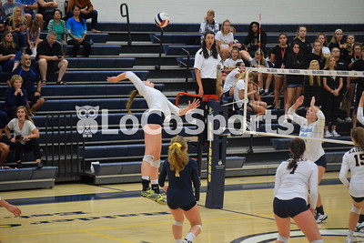 Volleyball: Loudoun County 3, Millbrook 0 by Owen Gotimer on September 17, 2018