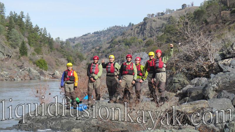Whitewater Kayaking 2014