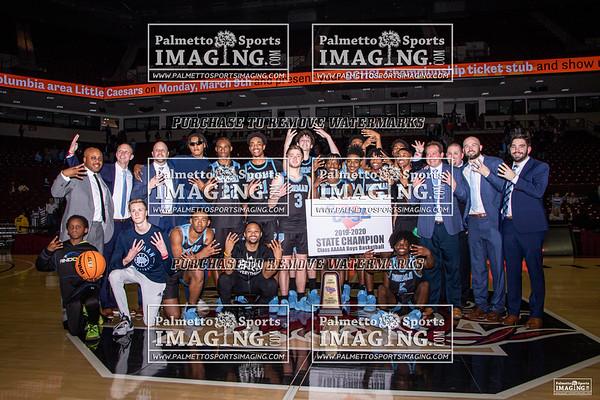 5A State Basketball Championship Dorman vs Dutch Fork