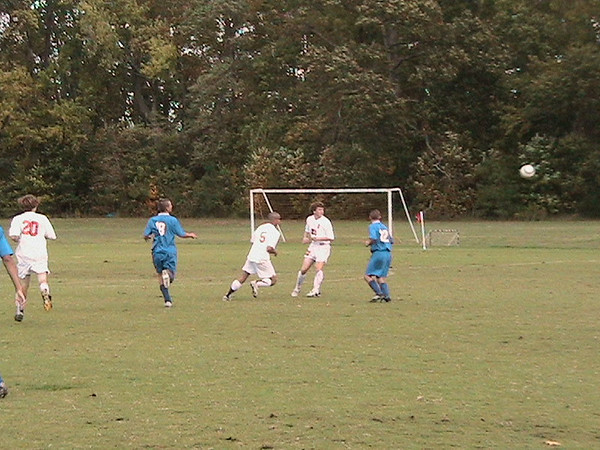 Varsity Soccer vs. Christchurch