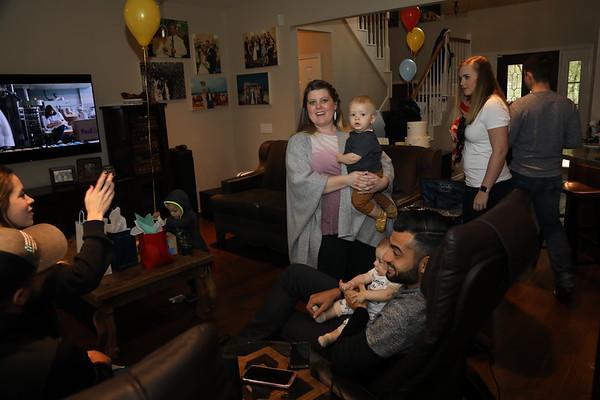 Jamesons 1st Birthday Party