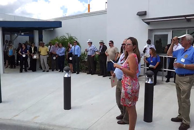 Bristow Academy Ribbon Cutting