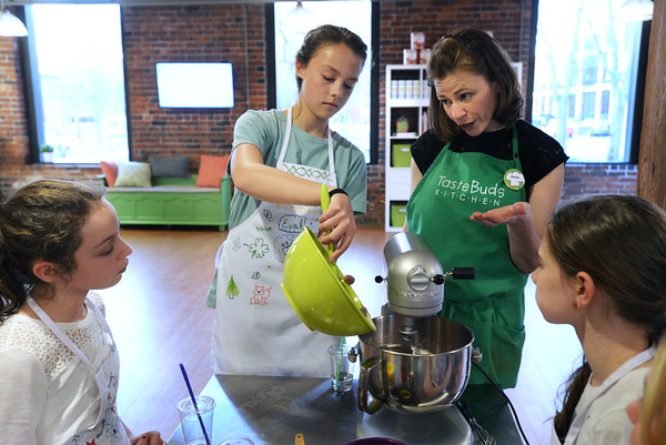 Taste Buds Kids Cooking Class