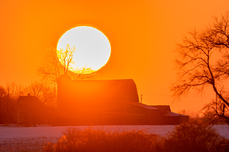 sunset over the Webber's barn 2-16-20-11.jpg