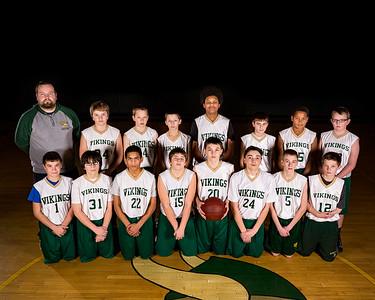 2015-2016 Boys 7th Grade Basketball