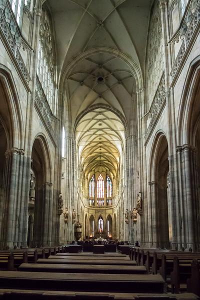 Gothic vaulting