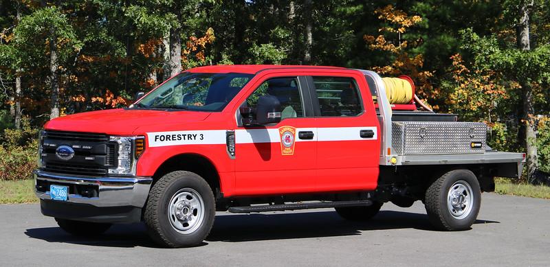 Forestry 3.(463)   2019 Ford F-350 / Custom.  250 / 200
