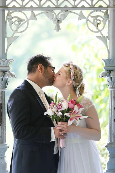Diana and Robert's New York Dream Wedding 6-10-15