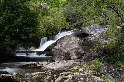 Holcomb Creek @ 2200 Feet