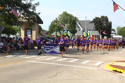 Lincoln Hwy Heritage Festival Parade 2015