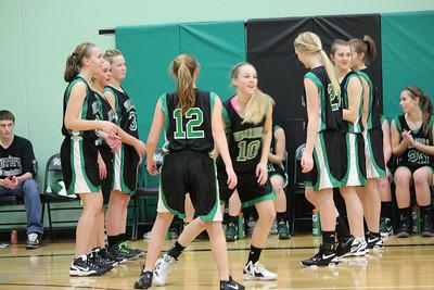 Girls Basketball vs Mounds Park Academy