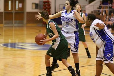Girls JV & Varsity vs. Wills Point, Jan. 8, 2010