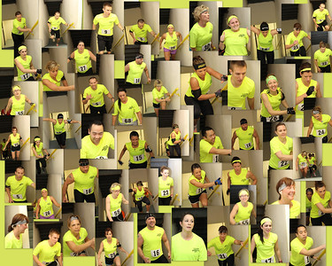 2012 Fight For Air Climb at Hilton Sprigfield