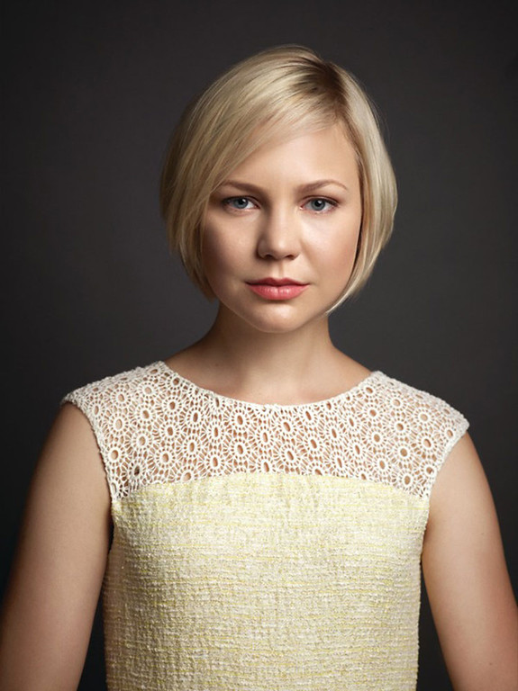". Adelaide Clemens (""The Great Gatsby\"") as Tawney Talbot in \""Rectify\"""