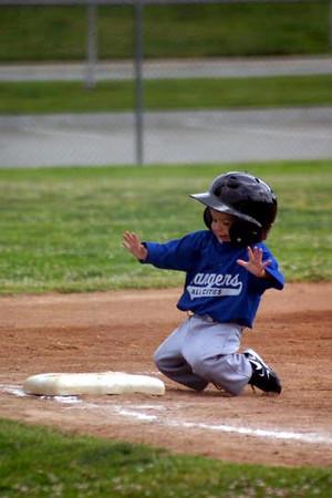 Jr.'s Baseball Games