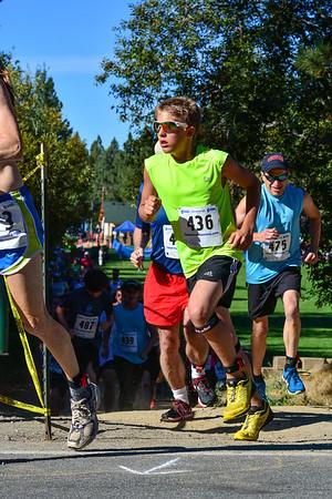 Big Blue 5k 10k Trail Run