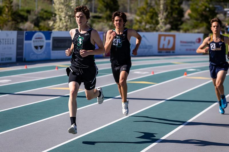 Bend city championship track meet