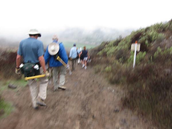 2010-10-16 - COSCA Trailwork Days