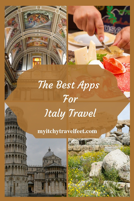 The best apps for travel in Italy.