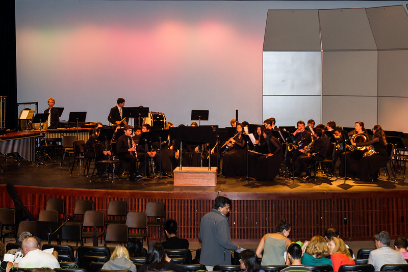 2016 Spring Grad band.orch.