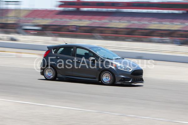 Custom Gallery - Grey Ford Fiesta ST
