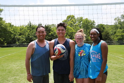 Grass Bash Volleyball