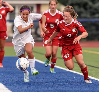 Sec 3 Girls Soccer Photos 2015