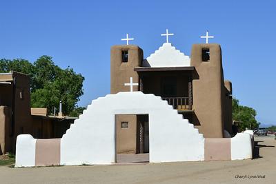 Taos Pueblo - June 23, 2104