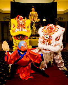 Seattle Lion Dance Team