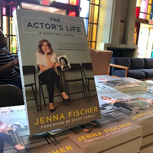 Jenna Fischer - The Actor's Life