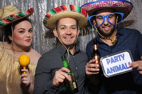 Javier's Birthday Fiesta