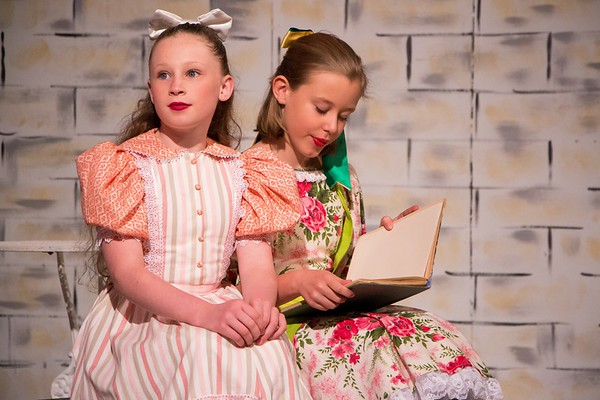 Seven Little Australians - Dress Rehearsal