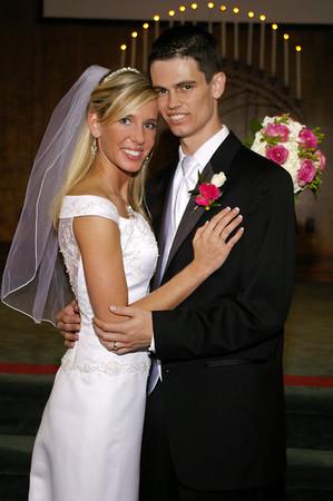 Mr. & Mrs. Daron Latta