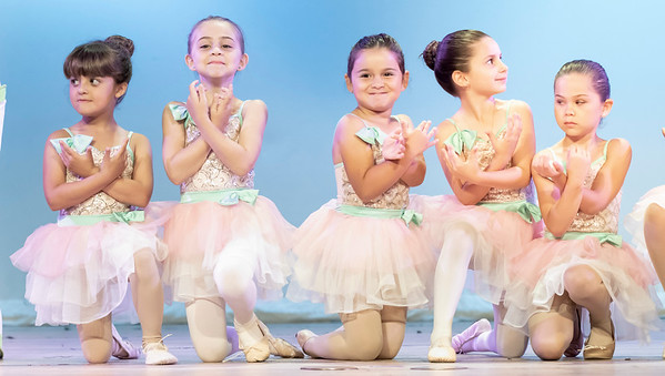 #1 - Ballerina with Woody & Buzz Lightyear