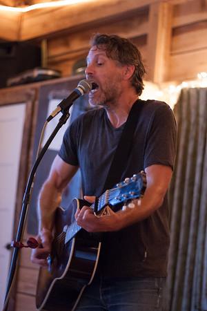 Rod Picott at Saxapahaw, NC June 11, 2016