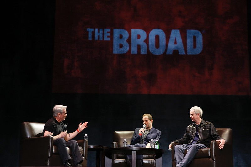 The Un-Private Collection: Tony Conrad: Completely in the Present with Henry Rollins, Tony Oursler, Tyler Hubby + Kim Gordon presented by The Broad Museum